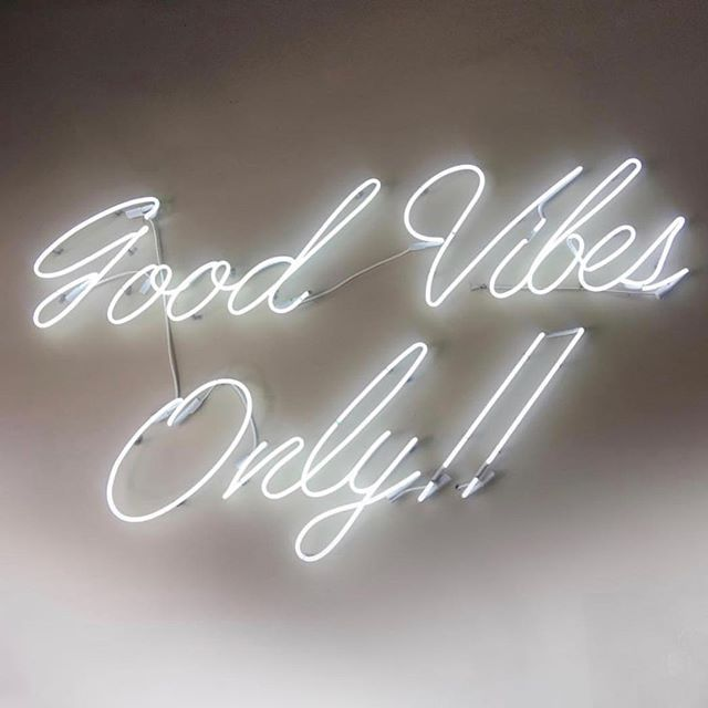 Gemlicaa May Your Thursday Be Filled Of Good Vibes Only Happythursday Goodmorning Goodvibe Good Vibes Only Light Up Signs Wedding Neon Sign