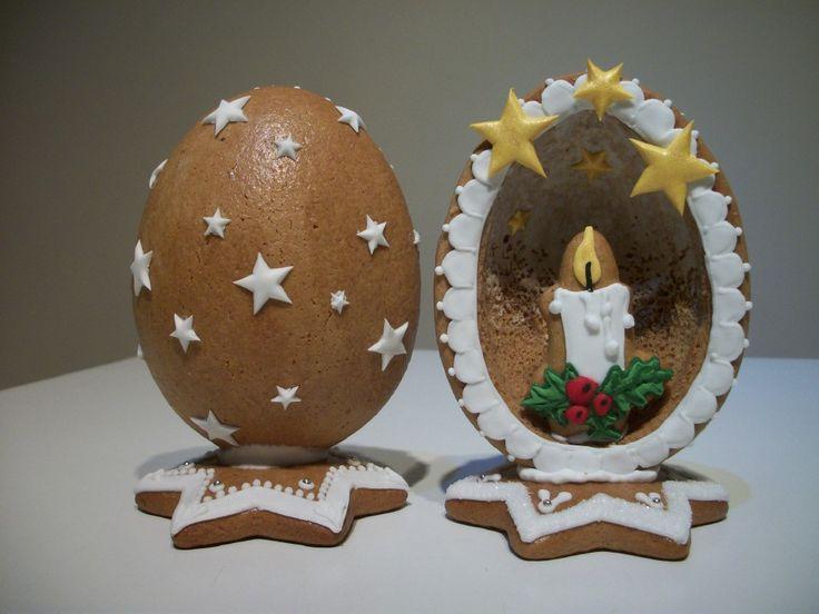 christmas 3d cookies | Christmas cookies by Angel's Cookies