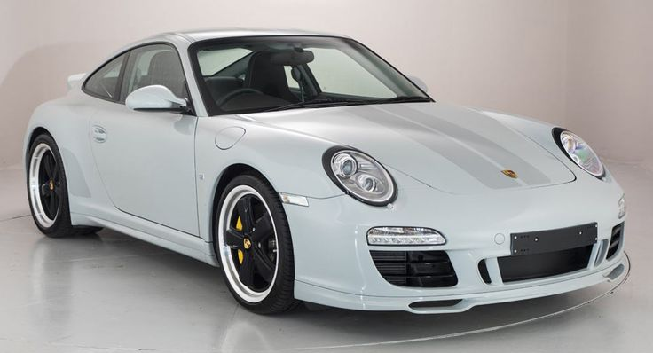 Beautiful 2010 Porsche 911 Sport Classic Has Only 80 Miles On The Odo