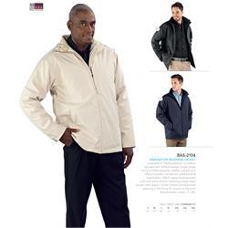 Branded US Basic Business Jacket | Corporate Logo US Basic Business Jacket | Corporate Clothing