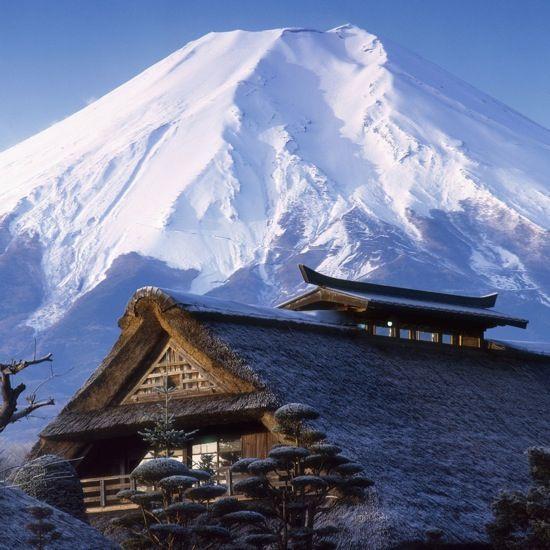 Mount Fuji - beautiful shot