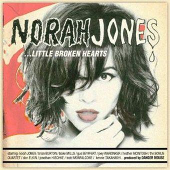 """Norah Jones – """"Little broken hearts""""      Drei Jahre mussten die Fans auf das neue Album warten. Norah Jones ließ sich nicht nur Zeit, sondern veränderte auch so einiges. Weniger Jazz und mehr Romantik..."""