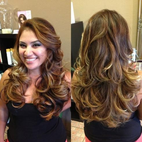 Balayombre balayage meets ombre color the evolution of - Technique ombre hair ...