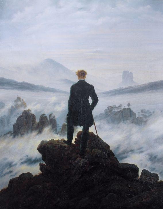 El Romanticismo aunque así parezca no trata solo de Amor, es más bien una respuesta al Racionalismo en una época clasicista.