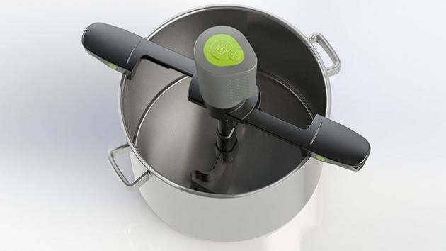 The Stirio Will Do All Your Stirring For You in The Kitchen