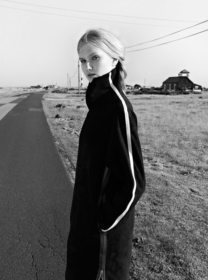Anna and Harriet by Nick Thompson and Fernando Torres for Hunger