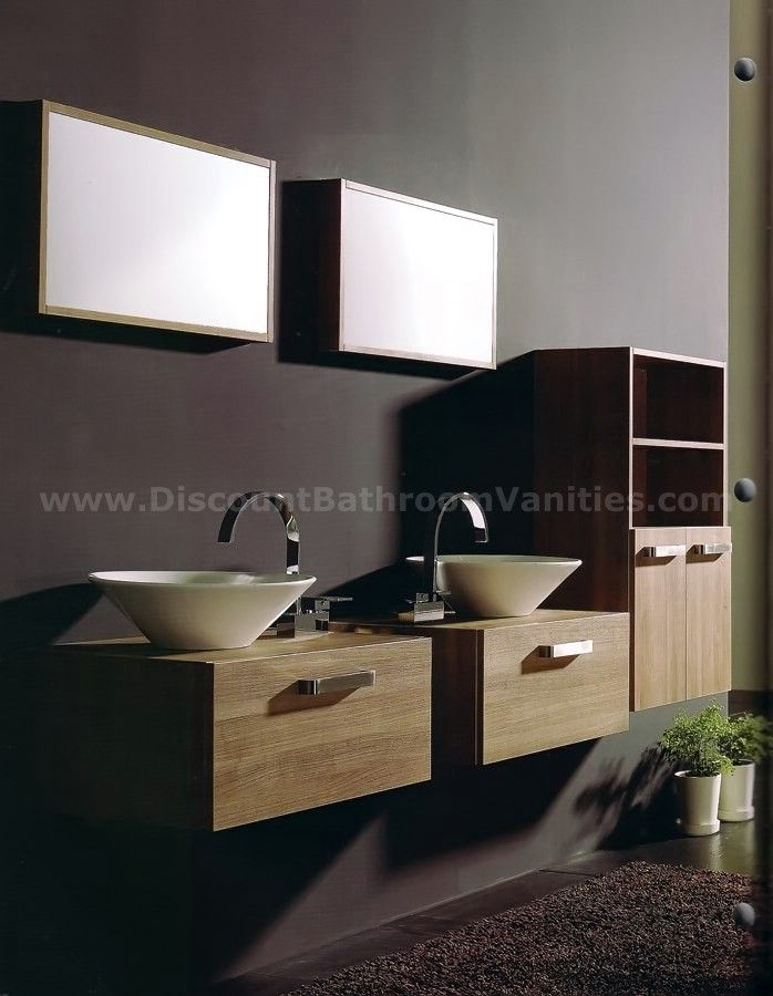 Modern Single Sink Bathroom Vanities 152 best double modern bathroom vanities images on pinterest