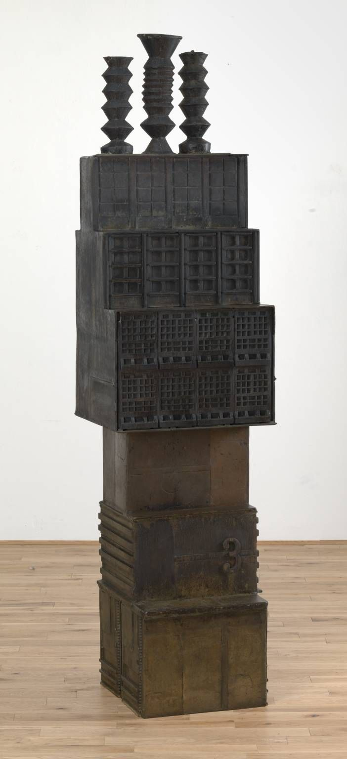 Sir Eduardo Paolozzi 'Konsul', 1962 © The Eduardo Paolozzi Foundation