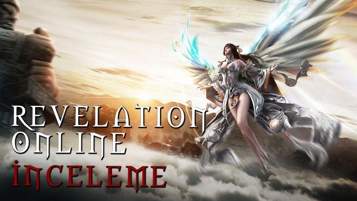 Revelation Online - İlk Bakış | MMORPG (Çin Açık Beta)
