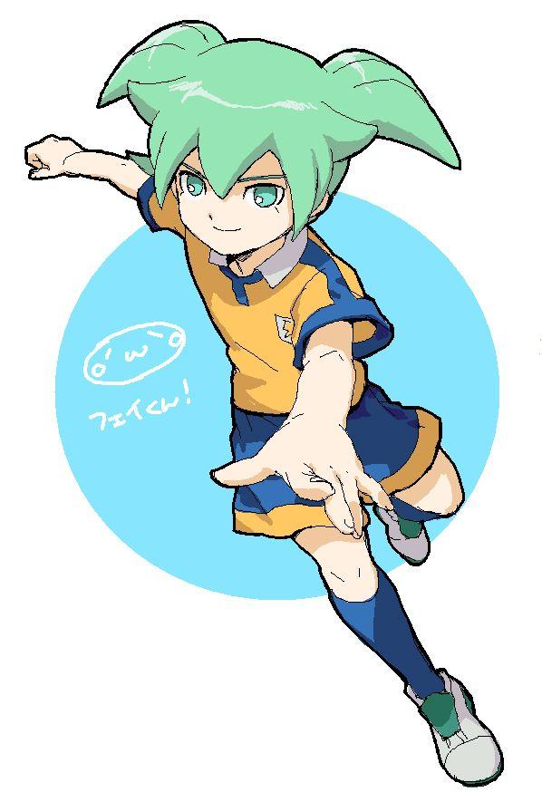 Fei Rude Inazuma Eleven Go Chrono Stone