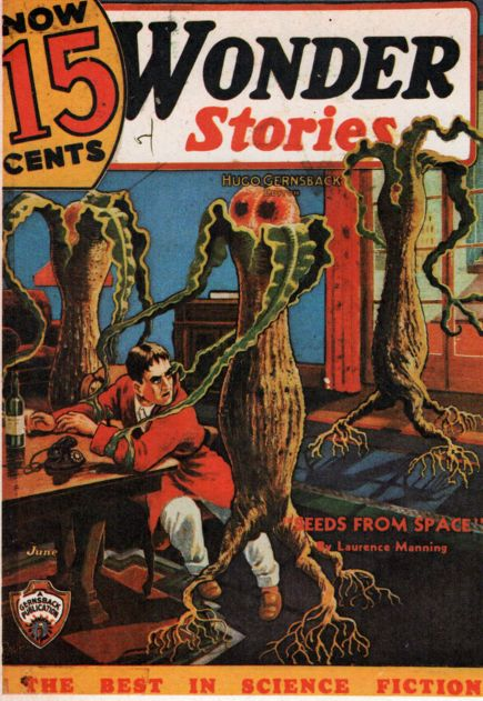In this post I will not expose my own work, but a visual subject which I considerinteresting. Are magazine covers of American science fiction in the years 1930-1950.                                                                                                                                                                                                                                                                                                                                     ...