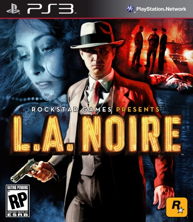 L.A. Noire, a Rockstar Games/Team Bondi game. First video