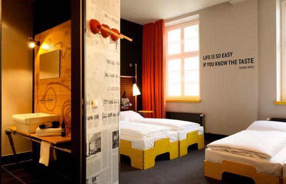 Euer Hostel Superbude in Hamburg bietet günstige und stylische Übernachtungen für Kurztrips, Wochenendurlaub oder einfach nur so ➤ Superbude