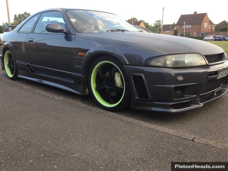 Used 1993 Nissan Skyline for sale in Middlesex | Pistonheads