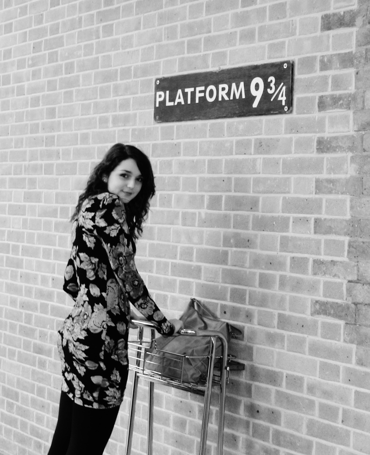 Loved my trip to Platform 9 and 3/4 in March at Kingscross station. Also went to the opening weekend at the Harry Potter Studios in Watford. Harry Potter Nerd Release