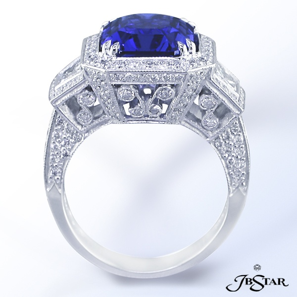 157 best Sapphire Jewelry images on Pinterest Blue sapphire Round