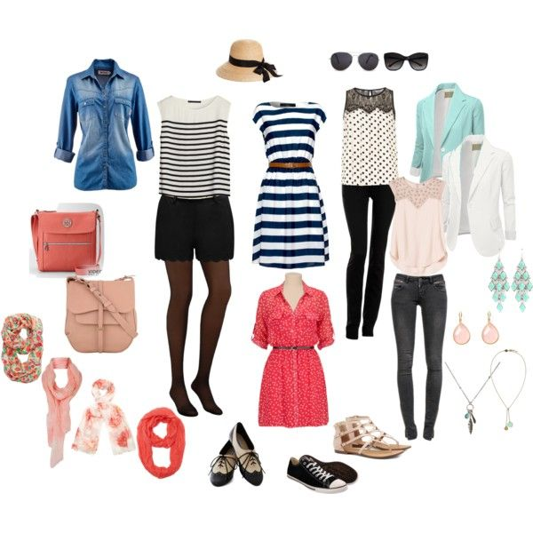 1000 Ideas About Summer Traveling Outfits On Pinterest