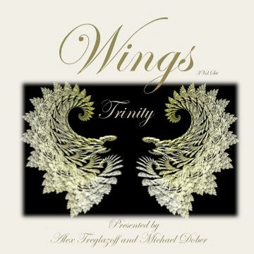 Free Shipping WINGS Trinity ~ The Wings Series Angel Meditation CD's 3/Disc Set (Guided Meditations w/ Music)