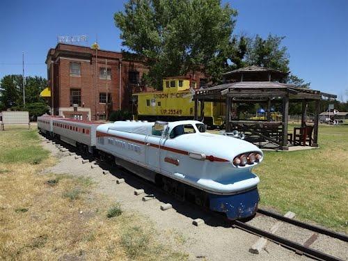 Ellis Railroad Museum, Ellis, KS