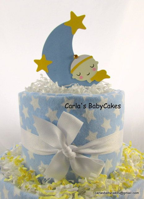 665 best Diaper Cakes images on Pinterest Diaper cakes Diapers