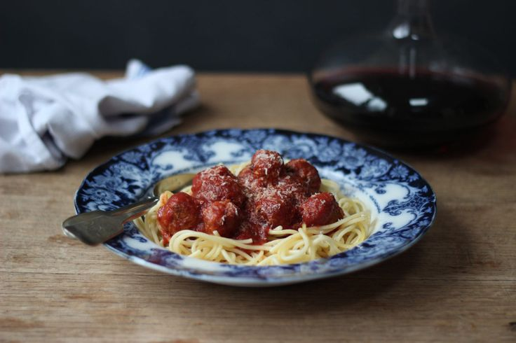 Was sceptical but these little meatballs pack a punch. And the sauce couldn't be simpler.