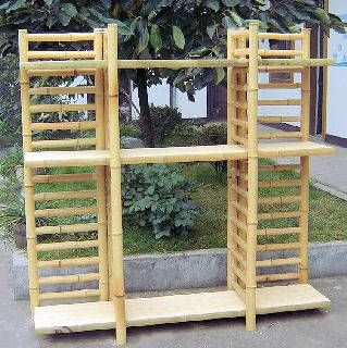 Craft Show Display Shelves | ... business: BSO, Shelf for Bamboo Dowel Rack EBS, Dowel Display System