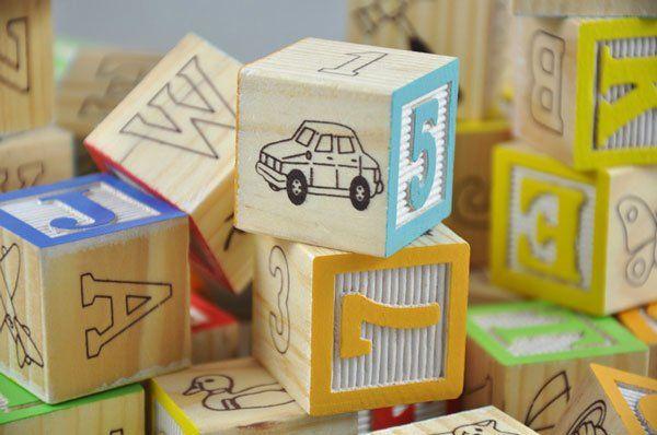 キューブブロック アルファベット - Google 検索