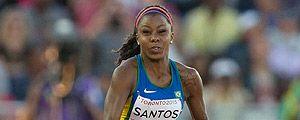 Rosângela Santos durante os Jogos Pan-Americanos Danilo Verpa-22.jul.2015/Folhapress