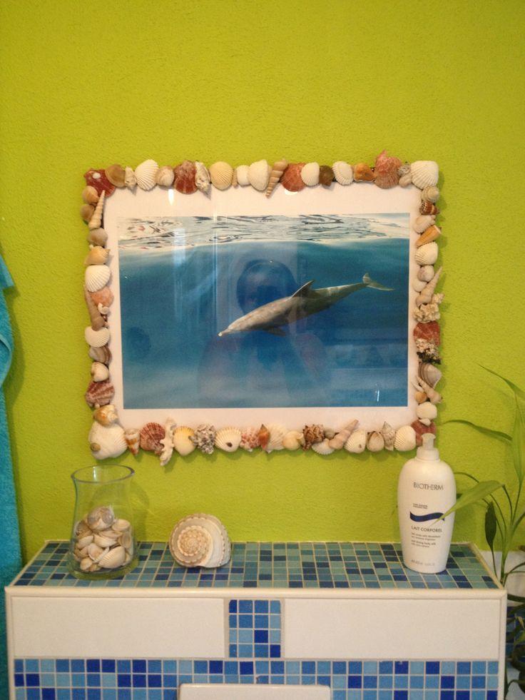 60 best Bilderrahmen images on Pinterest | Shells, Picture frame and ...