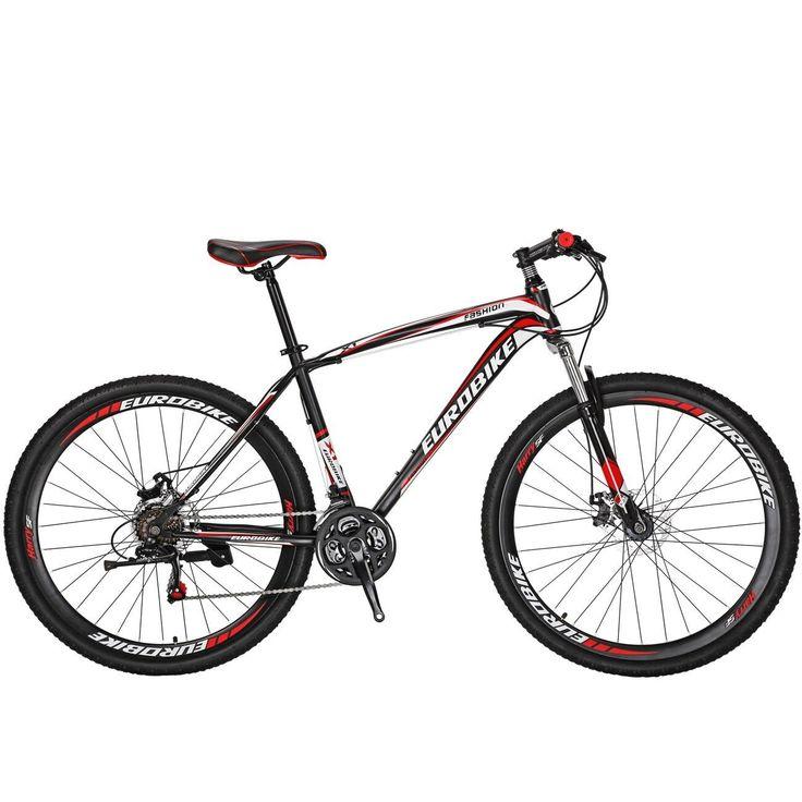 Eurobike 29 Mountain Bike Front Suspension Bicycle Mens Bikes 21 Speed Mtb Xl Mountain Bike Idea Best Mountain Bikes 29er Mountain Bikes Man Bike