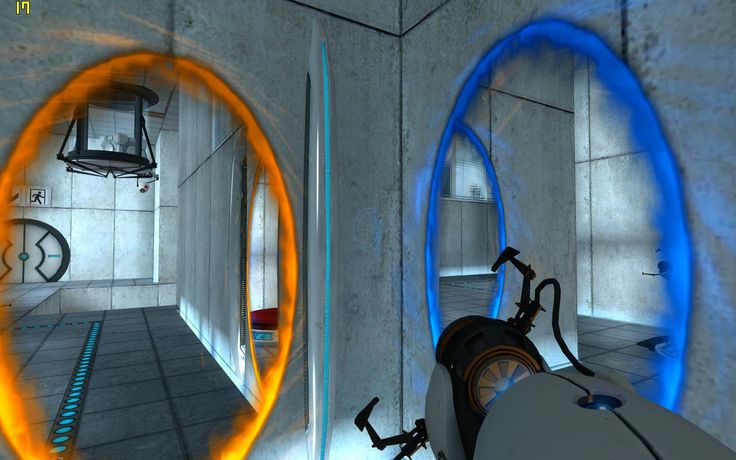 Portal (PC, Mac, PS3, Xbox 360) - Valve's single-weapon non-shooter is engraved in the tablets of gaming history forever. Groundbreaking, viral, and with one of the most memorable antagonists of all time, Portal's physics-based gameplay and creative environment have yet to be matched in innovation and engagement by any other title.