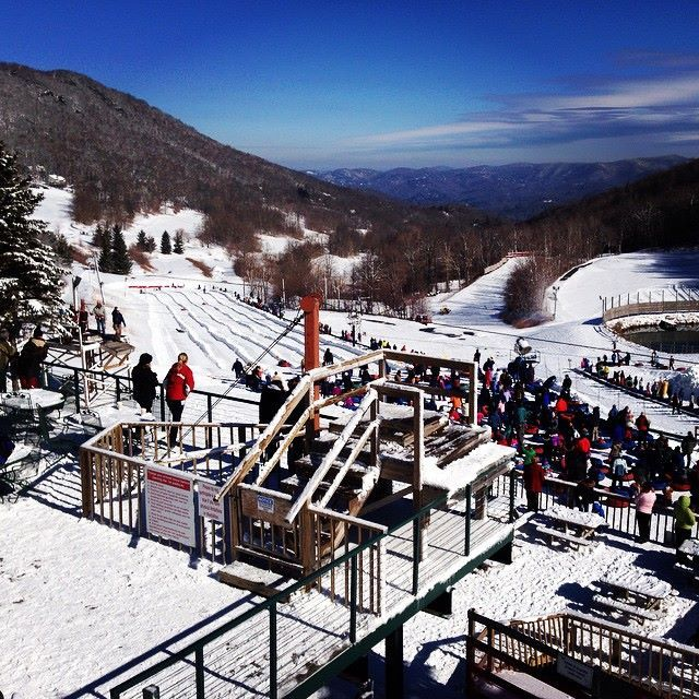 If You Live In North Carolina, You'll Want To Visit This Amazing Park This Winter
