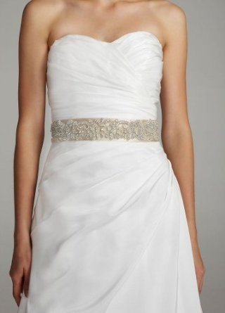 David Bridal Wedding Belts