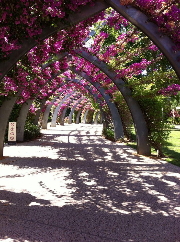 Southbank Parklands, Brisbane, Australia