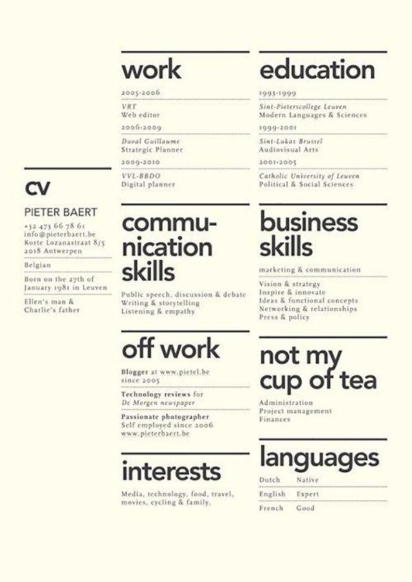 9 best Resume All Stars images on Pinterest Resume design, Resume