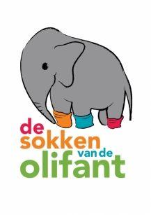Sokken van de olifant: Huis van de Mens stelt rouwpakketten met boeken en spellen samen die kinderen helpen bij het verwerken van de dood van een vriend of familielid