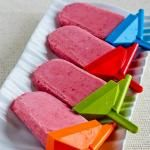 Low-Sugar Fat-Free Strawberry Frozen Yogurt | Recipe