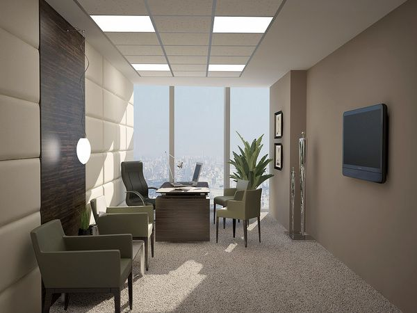 Startup and Small Office Interiors | InspireFirst