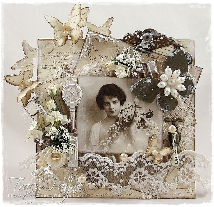 Live & Love Crafts' Inspiration and Challenge Blog: A Moment In Time