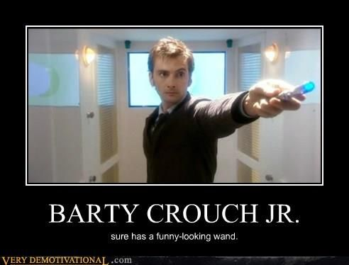 Barty Crouch Jr. - doctor-who Photo hahaha idk which board to put this in xD