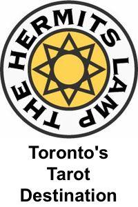 The Hermit's Lamp, Toronto's Tarot Destination  #tarotdayincanada