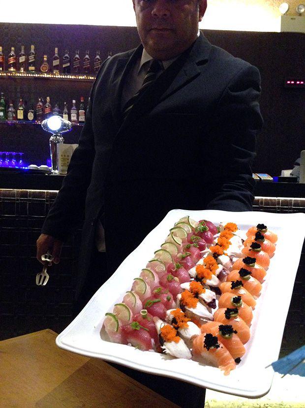 Rodízio de sushi com chef renomado - Djapa - Moema