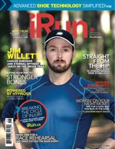September 2014 Issue 06 Jim Willett, Advanced Shoe Technology, Hip Strength