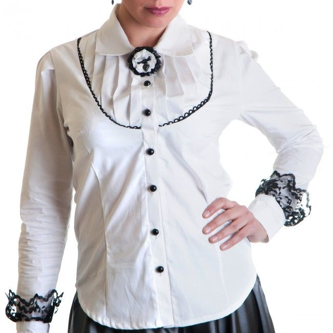 Shitsville Clothing - Victoria Shirt