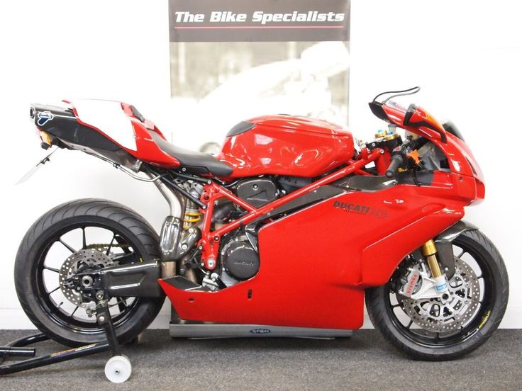 Ducati 749R STUNNING CONDITION LOW MILEAGE, 749 Petrol, Manual, 3,500 miles, red, 0 doors, 1 owner at The Bike Specialists for £10,980.