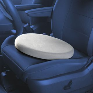 Swivel Seat - Turn in any direction, a full 360 degrees easily and smoothly