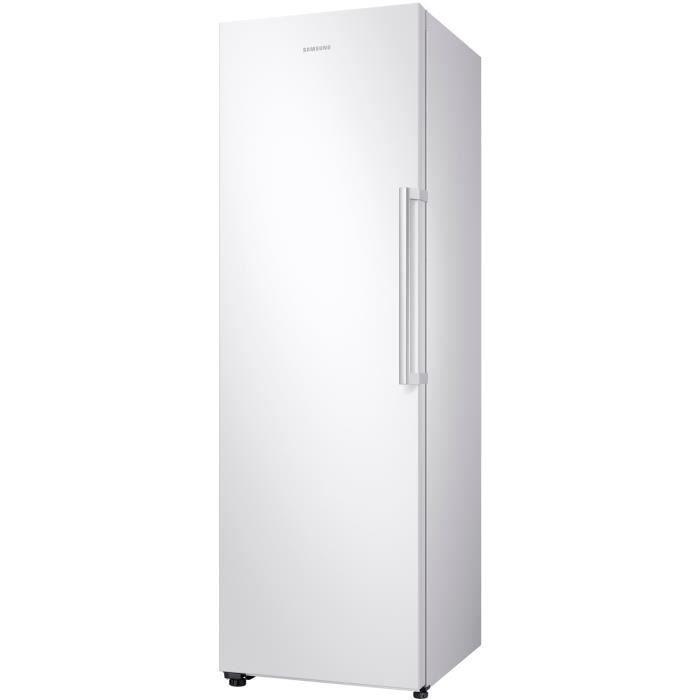 Samsung Rz32m7000ww Congelateur 1 Porte 315 L Froid Ventile Integral A L 59 5 X H 185 3 Cm Blanc Congelateur Armoire Congelateur Coffre Et Armoire
