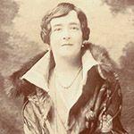 """Lady Lucy Duff Gordon (""""Lucile"""") (des) 1914, PCRB"""