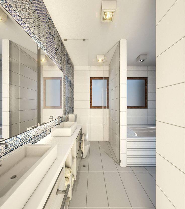 Baño Suite Casa RG
