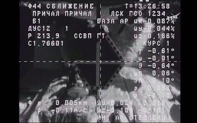 Il cargo spaziale russo Progress MS-1 ha raggiunto la Stazione Spaziale Internazionale La navicella spaziale Progress MS-1 è attraccata alla Stazione Spaziale Internazionale nella missione indicata anche come Progress 62. #missionispaziali #roscosmos